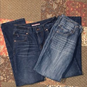 Boys Tommy Hilfiger Jeans - like new